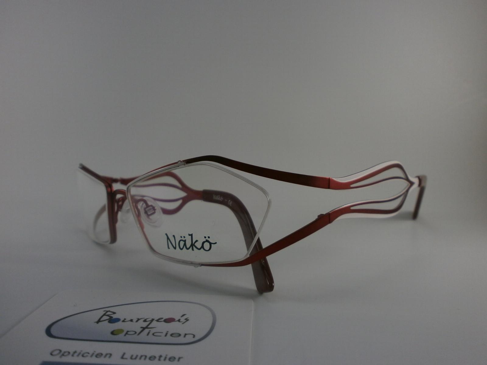 Montures lunettes nako